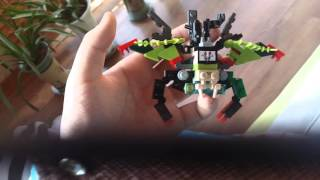 Lego omega flowey (rebuild)