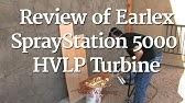 Earlex Spray Station HV5500 Pro HVLP System Product Tour