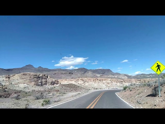 Route 66 ~Oatman AZ