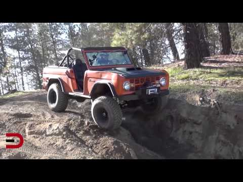 Off-Road:  Ford Bronco on Everyman Driver