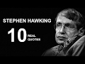 Stephen Hawking 10 Real Life Quotes on Success | Inspiring | Motivational Quotes