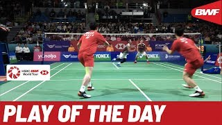 Play of the Day | Korea Open 2019 Semifinals | BWF 2019
