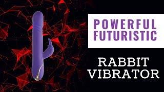 Ultra Powerful Jack Rabbit Signature Thrusting Vibrator | Futuristic High End Rabbit Vibrator