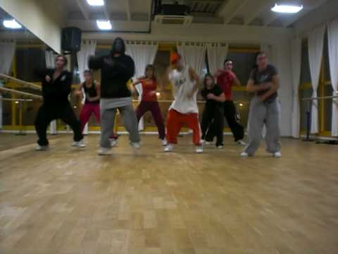 Hip Hop Sponky  old style in AGA