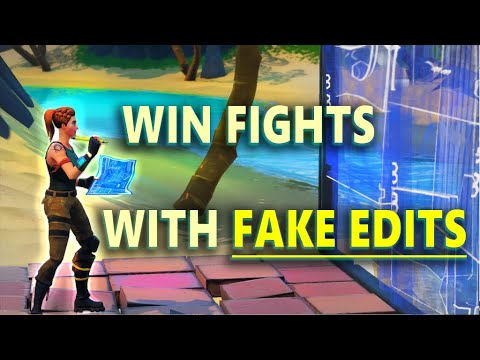 How To Win Fights With Fake Edits