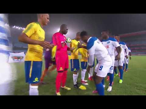Sundowns Vs Rayons Sports CAF Umukino wose