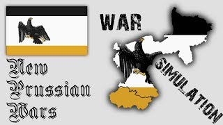 New Prussian Wars - WAR SIMULATIONS #1