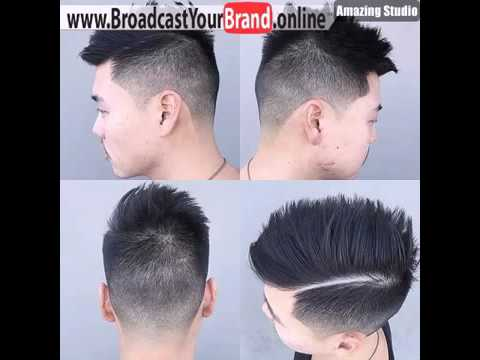Asian Hairstyles For Boys Style YouTube - Asian hairstyle online