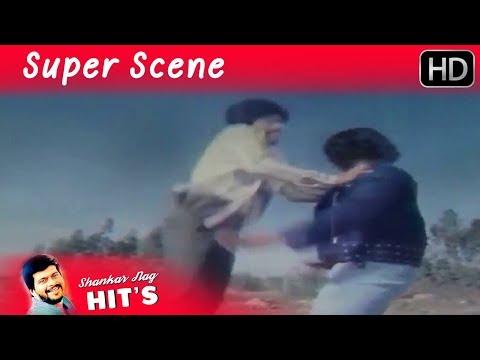 shankarnag Movies - shankar nag super fight scenes   Ee Bandha Anubandha Kannada movie