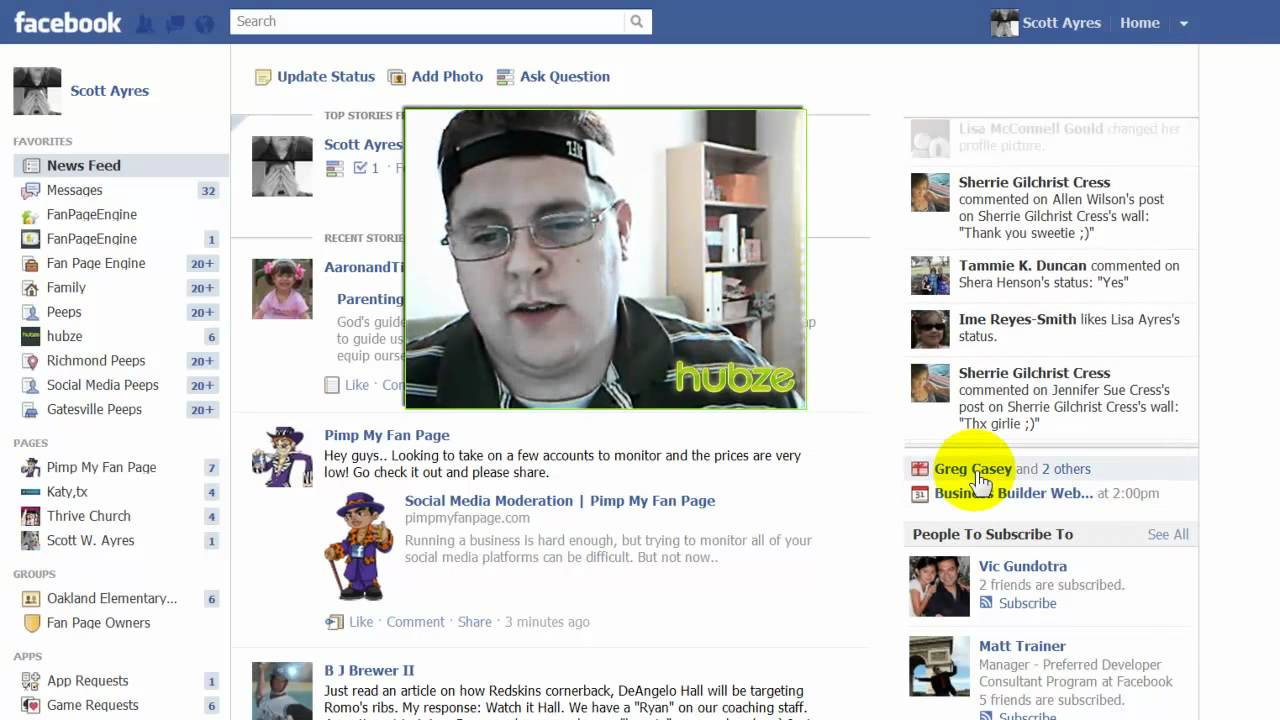 New Way To Wish Someone A Happy Birthday On Facebook Youtube