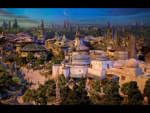 How Star Wars Land Will Make You a Star Wars Character - D23 2017