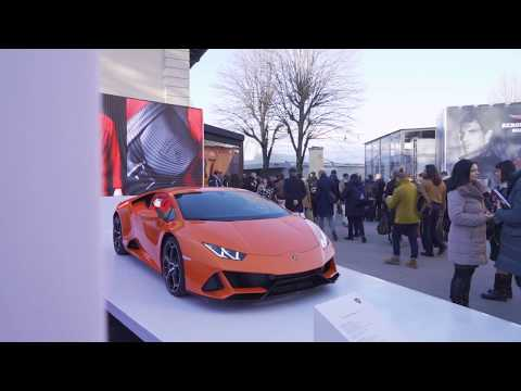 pitti-firenze:-automobili-lamborghini-fall-winter-2020-21