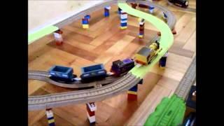 Thomas y sus amigos, un accidente puede ocurrir by Joaco