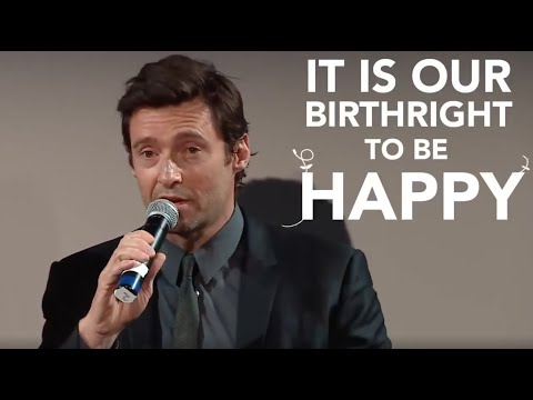 Hugh Jackman on Transcendental Meditation