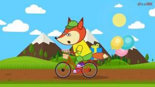 День рождения. Подарки для именинника. Свинка Пеппа и ее друзья Лисята. Новый мультфильм для малышей