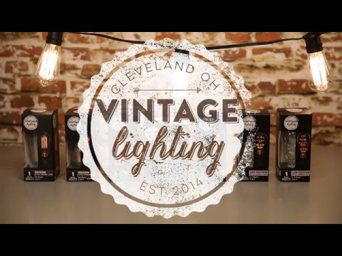 Cleveland Vintage Lighting - Edison and LED Bulbs with Accessories
