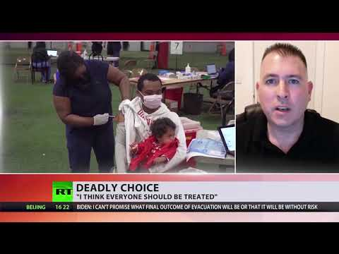 Deadly choice? | Alabama doctors refuse to treat patients unvaxxed against Covid