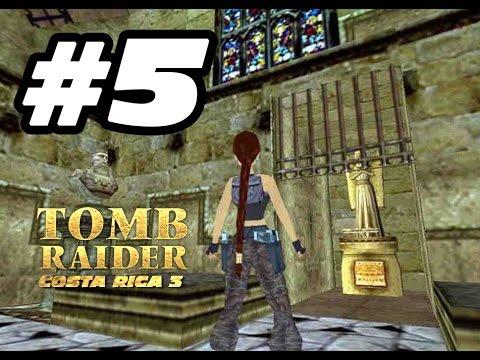 005 Tomb Raider Costa Rica Ep.3 [IvánTRFan for CGTV Broadcast] @IvanTRFan