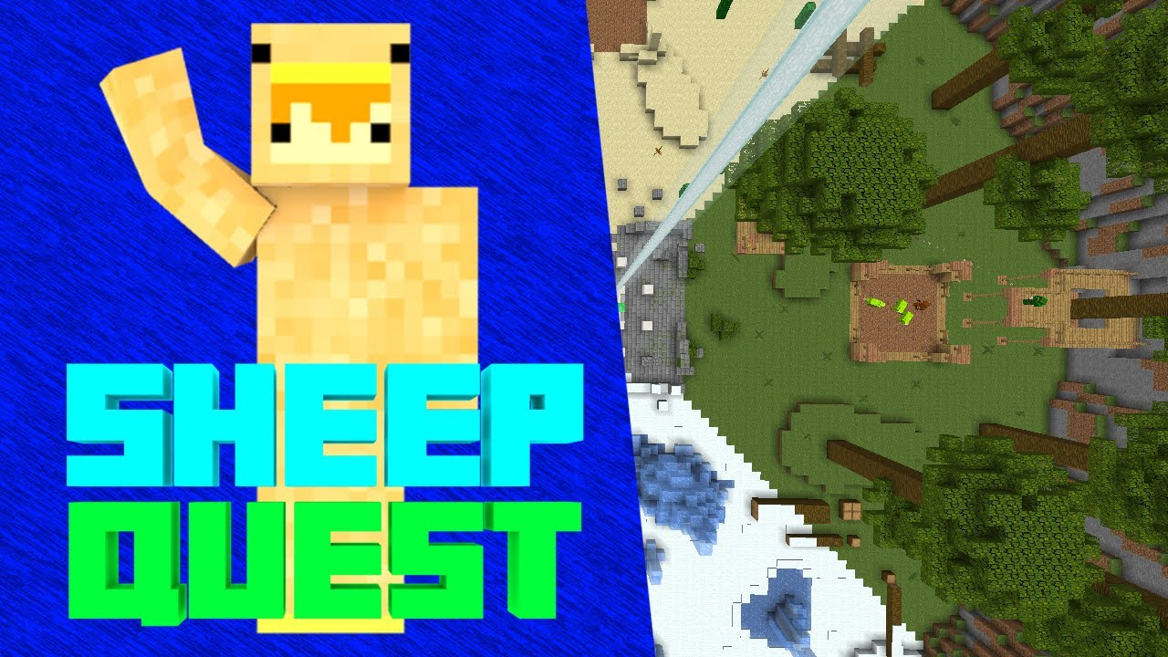 Minecraft Sheep Quest New Profile Pic YouTube