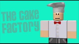 Roblox We gaan van mij een cake maken