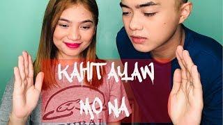 Kahit ayaw mo na - Beatbox cover by AD BEAT and Alliyah