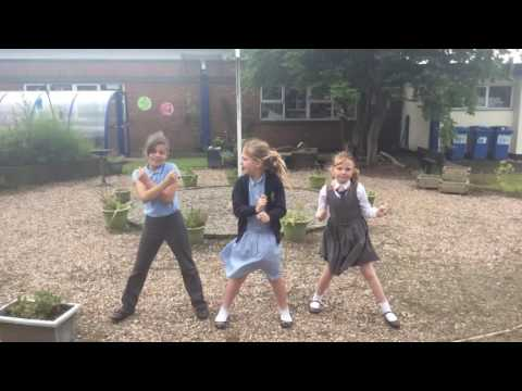 Can't Stop the Feeling by 4T (Alkrington Primary School)