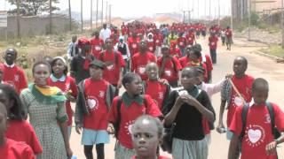 World Heart Day 2010 with Kenyan-Heart. Thumbnail