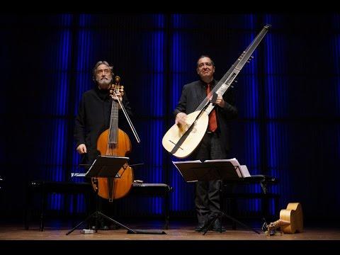 Jordi Savall & Xavier Díaz-Latorre: Ortiz, Marais, Sanz 13 May 2015 Amsterdam