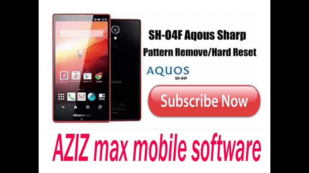 Sharp aquos phone ex sh 04e sh04e root - updated September 2019