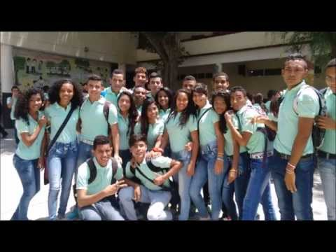 "I.E.D FRANCISCO DE PAULA SANTANDER ""THE GOLDEN PROMO 2015"" 11-1 VIDEO DE DESPEDIDA GRADUACION"