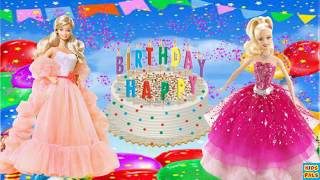 Original Happy Birthday Song with Barbie