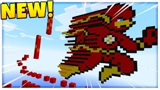 SUPERHERO TROLL PARKOUR! - MINECRAFT BEST TROLL EVER!