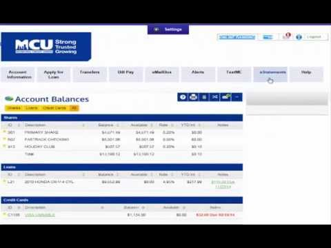 NYMCU Online Banking