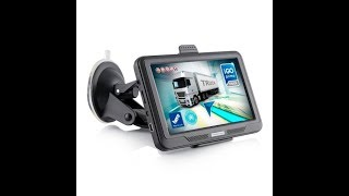 Nawigacja MODECOM SX2 Primo TRUCK  dla DUŻYCH i małych mobilków