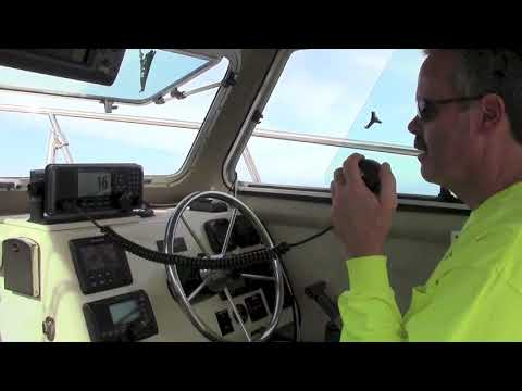 Icom M605 VHF Radio with AIS at The GPS Store, Inc