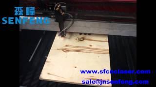 Thick Wood Board Laser Cutting Machine