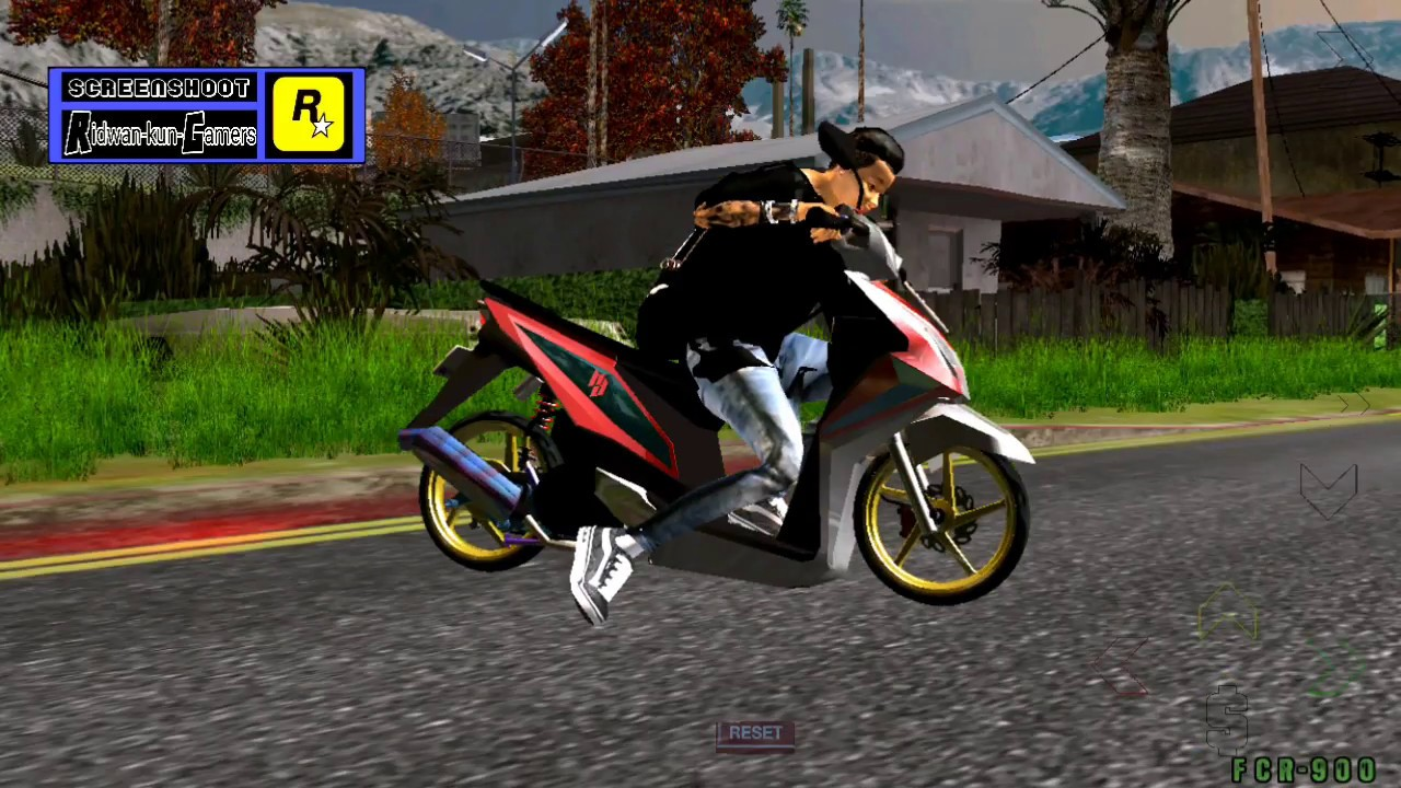 Game Modifikasi Motor Beat Motormodif 26