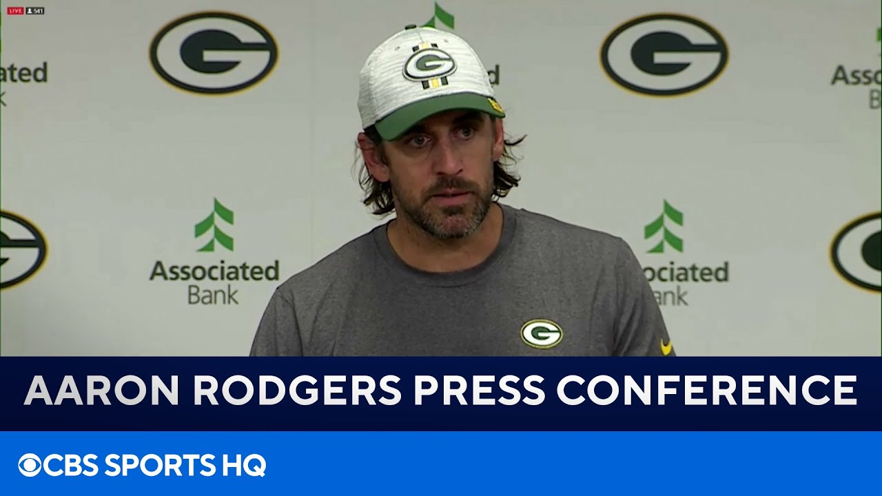 Aaron Rodgers Says He Considered Retirement, Wants to Be ...
