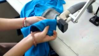 Process of children clothing production--Teny