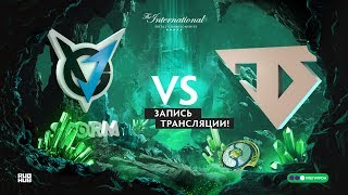 VGJ.S vs Serenity, The International 2018, Group stage, game 1