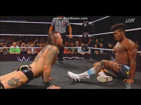 Velveteen Dream vs Aleister Black NXT Takeover War Games Highlights