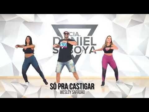 Só Pra Castigar- Wesley Safadão- CiaDaniel Saboya FC COREOGRAFIA