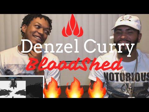Denzel Curry - BloodShed | REACTION ((FVO))