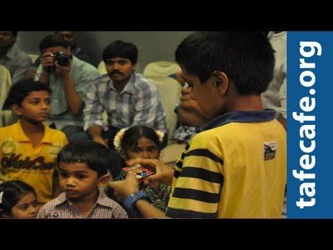 TAFE Young Achiever: Siddharth Sriraman