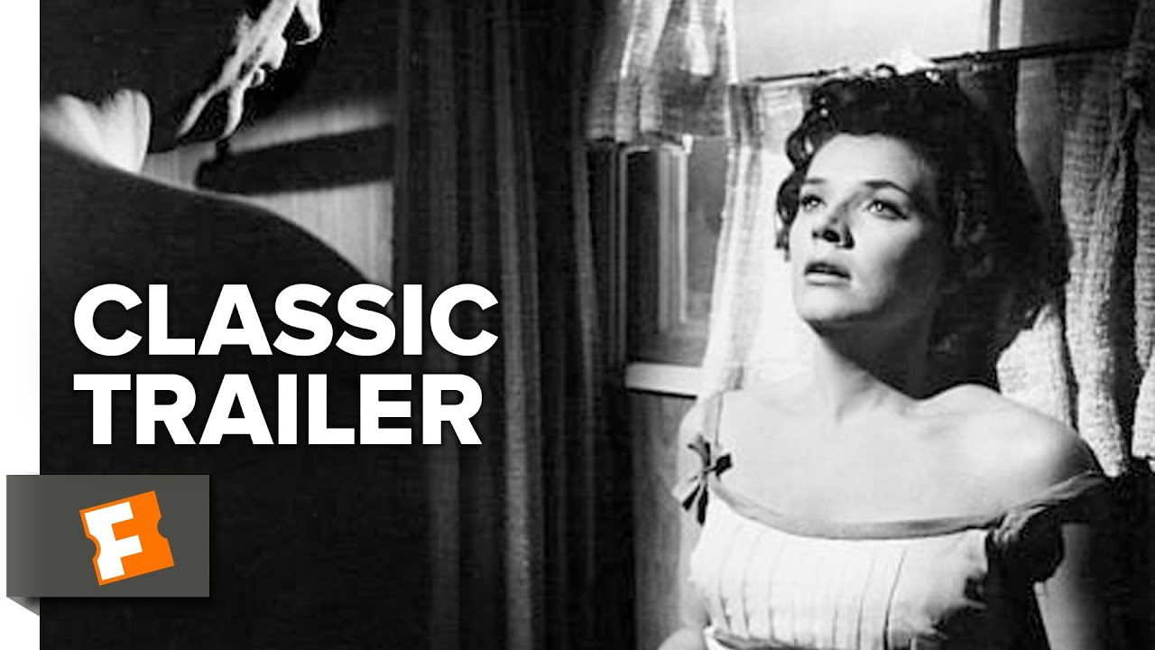 Cape Fear (1962) Official Trailer Gregory Peck Movie HD - YouTube