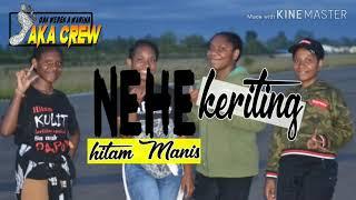 NEHE KERITING HITAM MANIS AKA CREW X GAP Farenap 2018