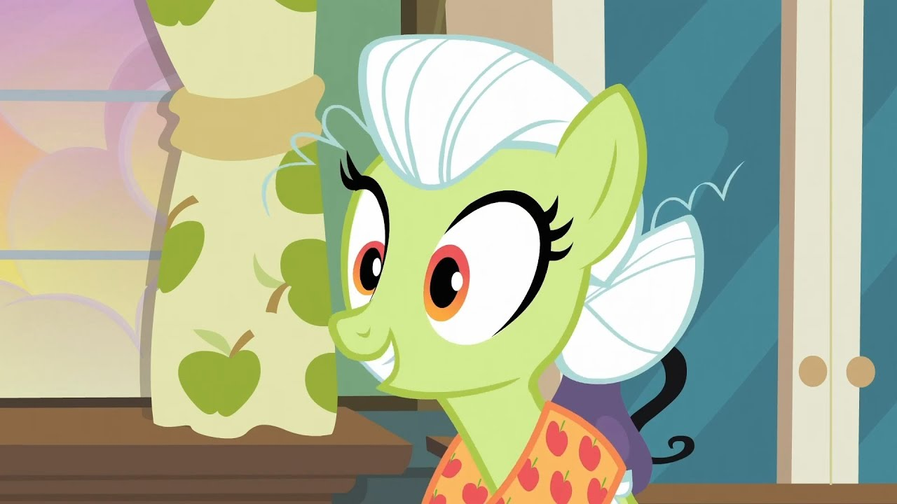 Fluttershy Wallpaper Fall Granny Smith I M A Little Rustier In The Giddy Up Since