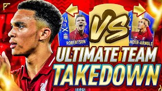 EPIC TOTS ROBERTSON VS TOTS TRENT ALEXANDER-ARNOLD TEAM TAKEDOWN!!!