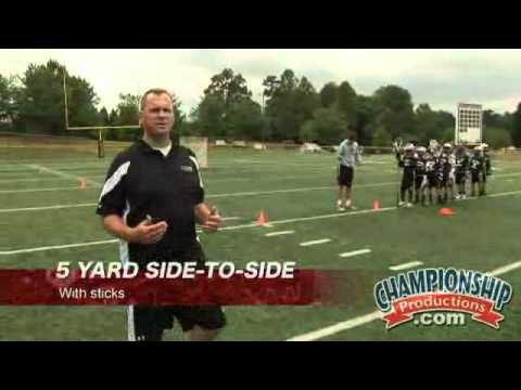 Defensive Skills & Drills for Youth Lacrosse