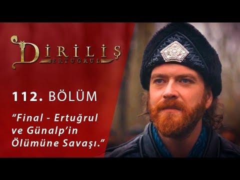 Final Ertuğrul ve Günalp'in ölümüne savaşı - Diriliş Ertuğrul 112.Bölüm